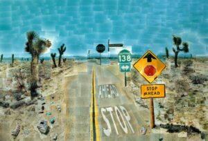 pearblossom highway