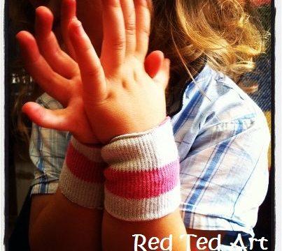 How to… Make (No Sew) Wristbands