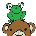 Frog, goose and bear idea 1_bright
