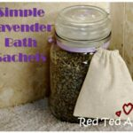 How to… Make Lavender Bath Sachets