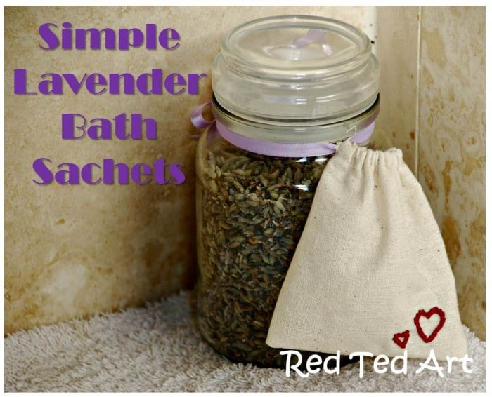 lavender ideas bath
