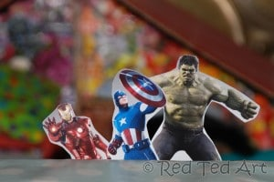 superhero crafts (1)