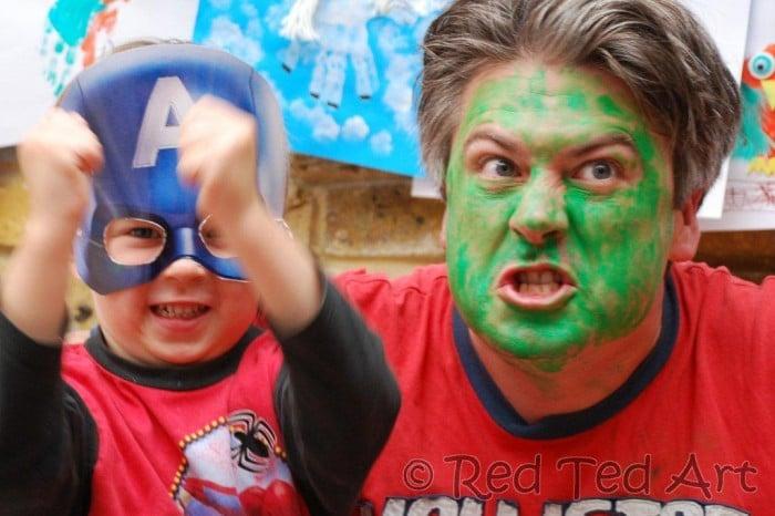 superheros (2)