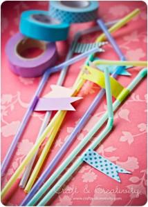 washi straws