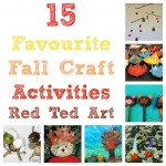 fall craft activities