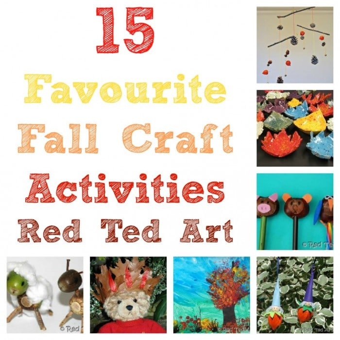 Easy Fall Crafts For Kids To Make