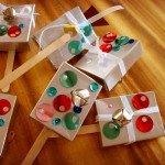 new years noise makers - a great New Year's Eve Crafts for kids