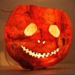 How To… Tissue Paper Halloween Lanterns