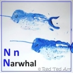 handprint-alphabet-n-for-narwhal