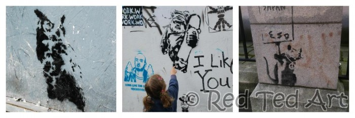 london street artists