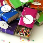 new years eve crafts - confetti boxes