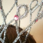 new years crafts - tiara