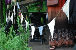no sew wedding bunting (1)