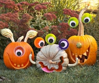 pumpkin decorating ideas