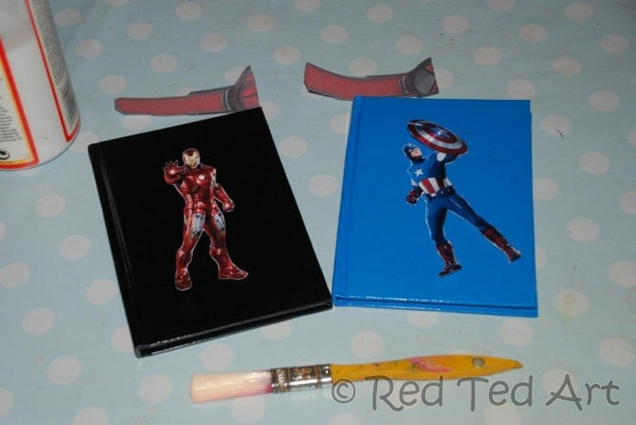 superhero craft