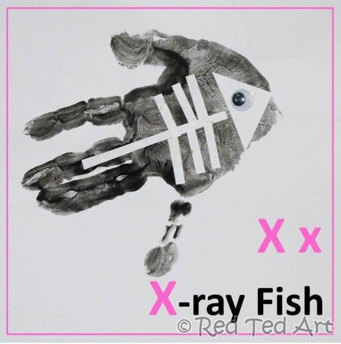 Xray Fish Crafts