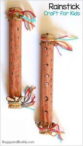 Rainstick Craft Diy