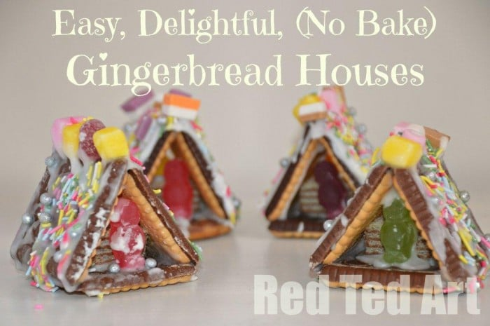 Gingerbread houses ideas no bake gingerbread houses ideas this mini gingerbread house not only are super duper cute solutioingenieria Images