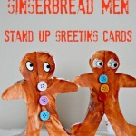 Creative Christmas Day 1 – Make Gingerbread Cards