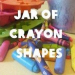 crayon shapes