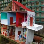 How to… Make A Cardboard Dolls House