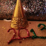 easy New Years hats