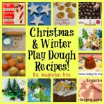 12 Christmas Play Dough Recipes