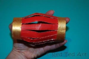 Chinese New Year Crafts - Lanterns (5)