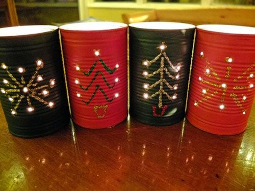 Christmas-lanterns