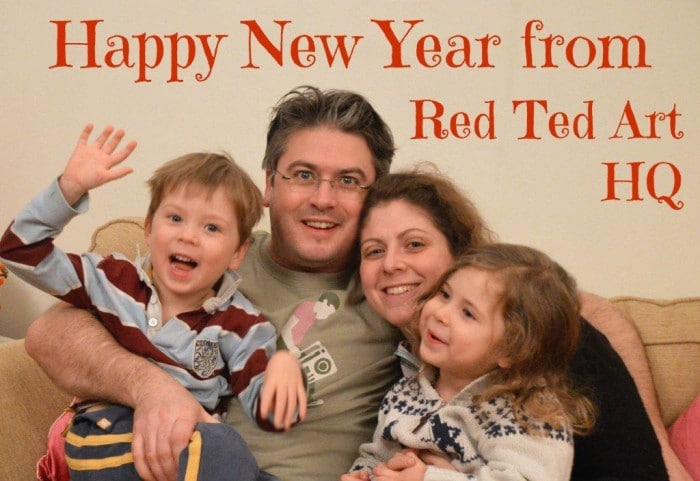 Happy New Year! Wishing all the best for 2013