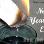 New Year's Eve Traditions: Burning Wishes & Grandpa Frost (Russia)