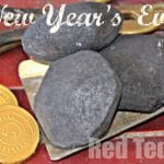 New Year's Eve Traditions - Coal & Gold
