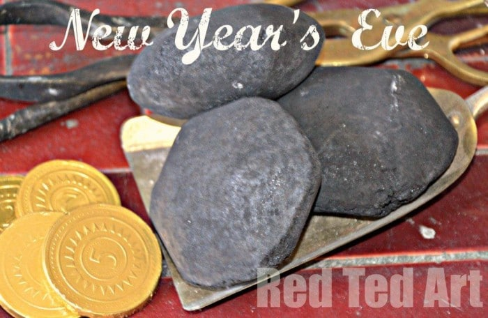 New Year's Eve Traditions – Coal & Gold