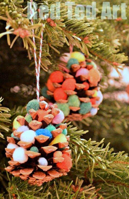 Pom-Pom-Pincecone-Trees-2