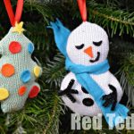 Recycled Christmas Ornament Ideas