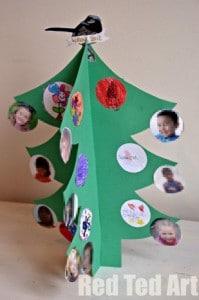 Teacher Class Christmas Card