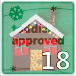Creative Christmas Day 18: Gingerbread House