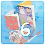 Creative Christmas Day 6 – DIY Christmas Storybooks