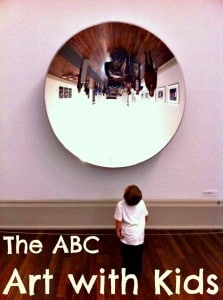 The ABC of Art with Kids