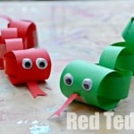 Chinese New Year for Kids – Paper Snake