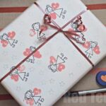 DIY Wrapping Paper – Fairies