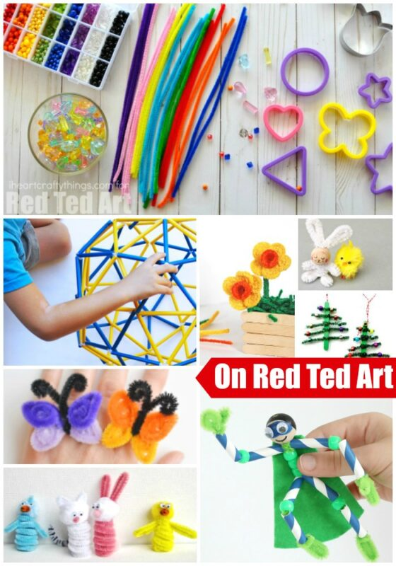pipe cleaner craft ideas