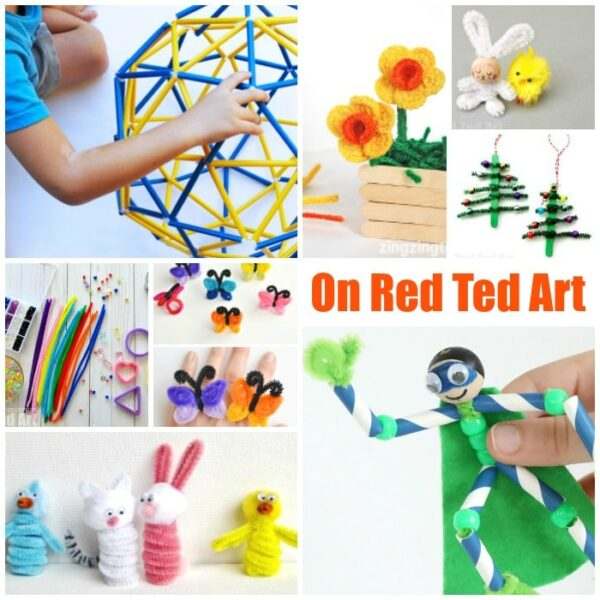 pipecleaner ideas for kids