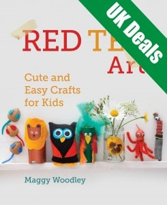 Red Ted Art UK