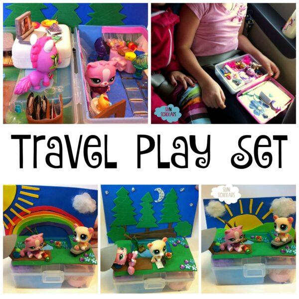 Travel Play Set