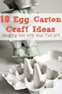 egg carton ideas
