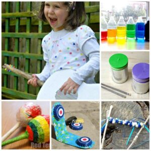 12 Music Crafts for Kids