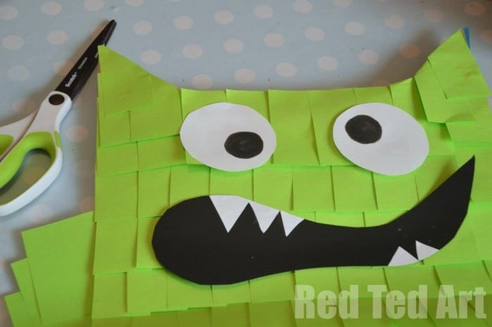 Easy Monster Pinata
