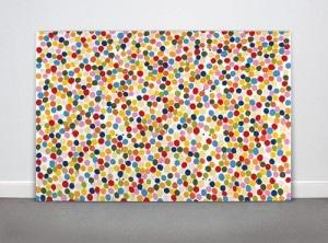 Spot Painting, 1986