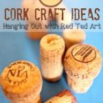 Cork Craft Ideas